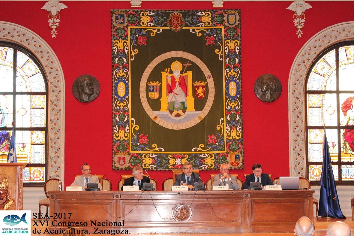 Inauguración Congreso Zaragoza2